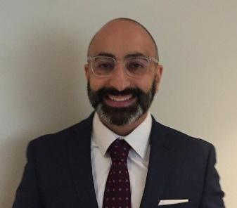 Jonathan Khanjian, Intake & Support Specialist
