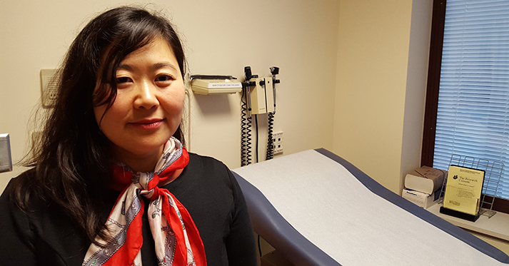Meet Hyacinth Lee, Clinical Research Center Nurse Manager