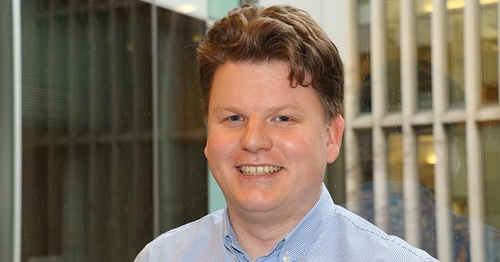 Meet Bas de Veer, ITHS REDCap Administrator and Expert