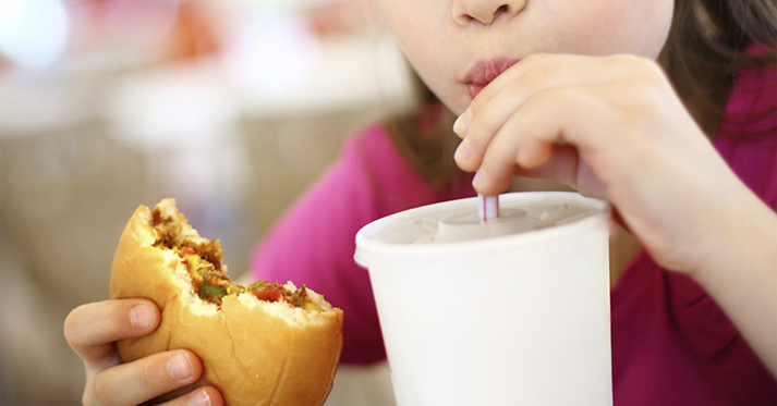 To Fight Childhood Obesity, Look to the Future