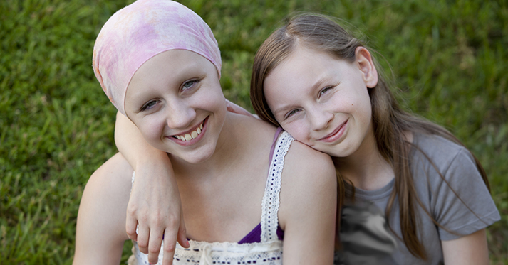 Teaching Resilience to Teens with Cancer, Diabetes