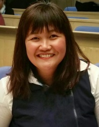Sharon Borja, ITHS TL1 Trainee