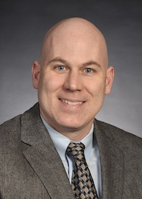 Dr. Kirk Hevener, photo courtesy of Idaho State University