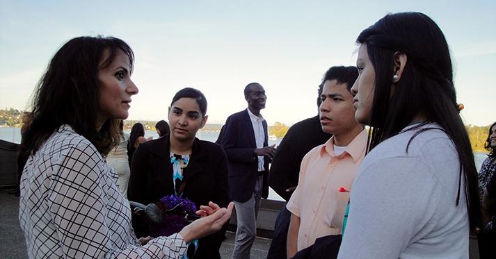 ITHS KL2 Scholar Dr. Raquel Capote Makes Dental Injury a Public Health Issue
