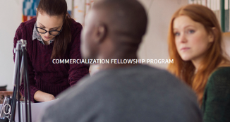 Commercialization Fellowship Program Info Session