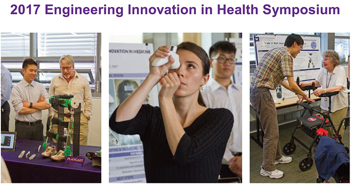 2017 Engineering Innovation in Health Symposium