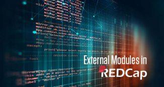 REDCap external modules policy