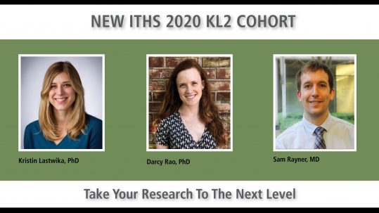 collage of the 3 new KL2 scholars for 2020-2021