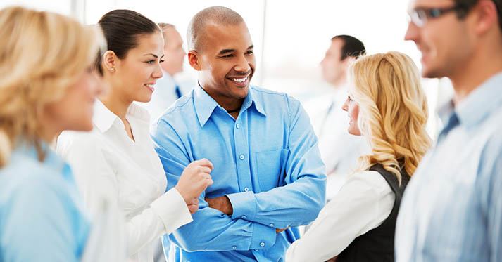 4 Tips for More Comfortable and Confident Networking