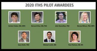 2020 Pilot Awardees
