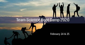 Team Science Boot Camp 2020