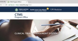 ITHS adds new content, features, and functionality to the CTMS program office website