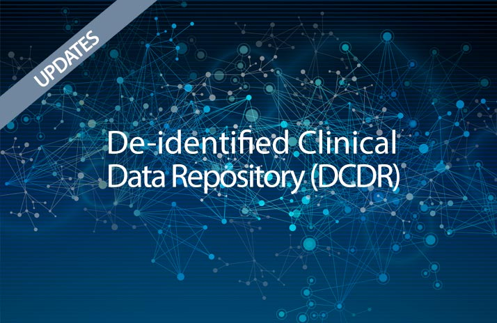 DCDR February 2015 Updates