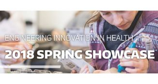 2018 Engineering Innovation in Health Symposium