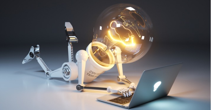 lightbulb computer