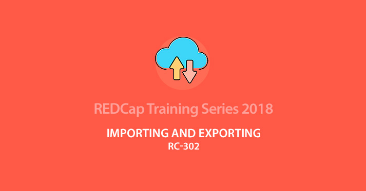 Importing and Exporting (RC-302) - 10/23/2018