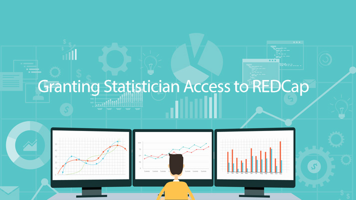 REDCap Tip of the Month: Granting Statistician Access