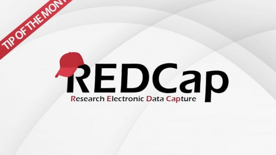 REDCap Tip of the Month